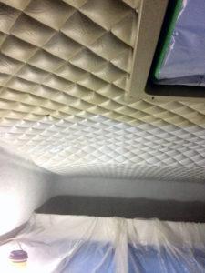 Generic Van Life - Gross Ceiling