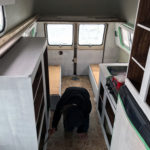 Generic Van Life - Painting Cabinets