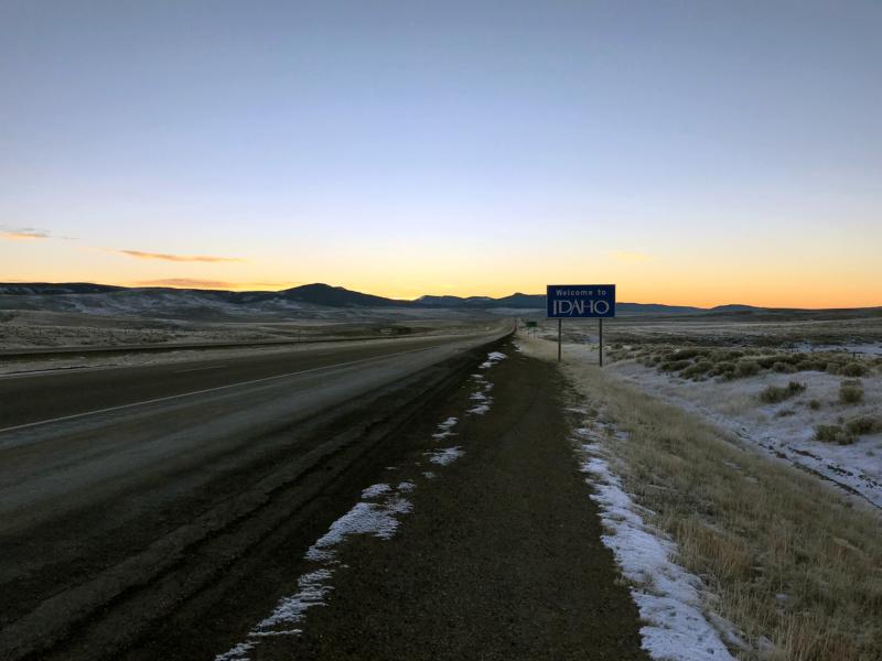 Generic Van Life - Idaho
