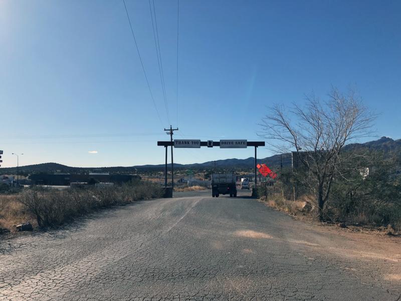 Generic Van Life - Kingman Blake Ranch