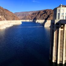 Generic Van Life - Vegas Hoover Dam