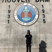 Generic Van Life - Vegas Hoover Dam Justin