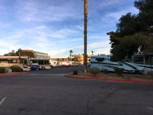 Generic Van Life - Vegas RV Park
