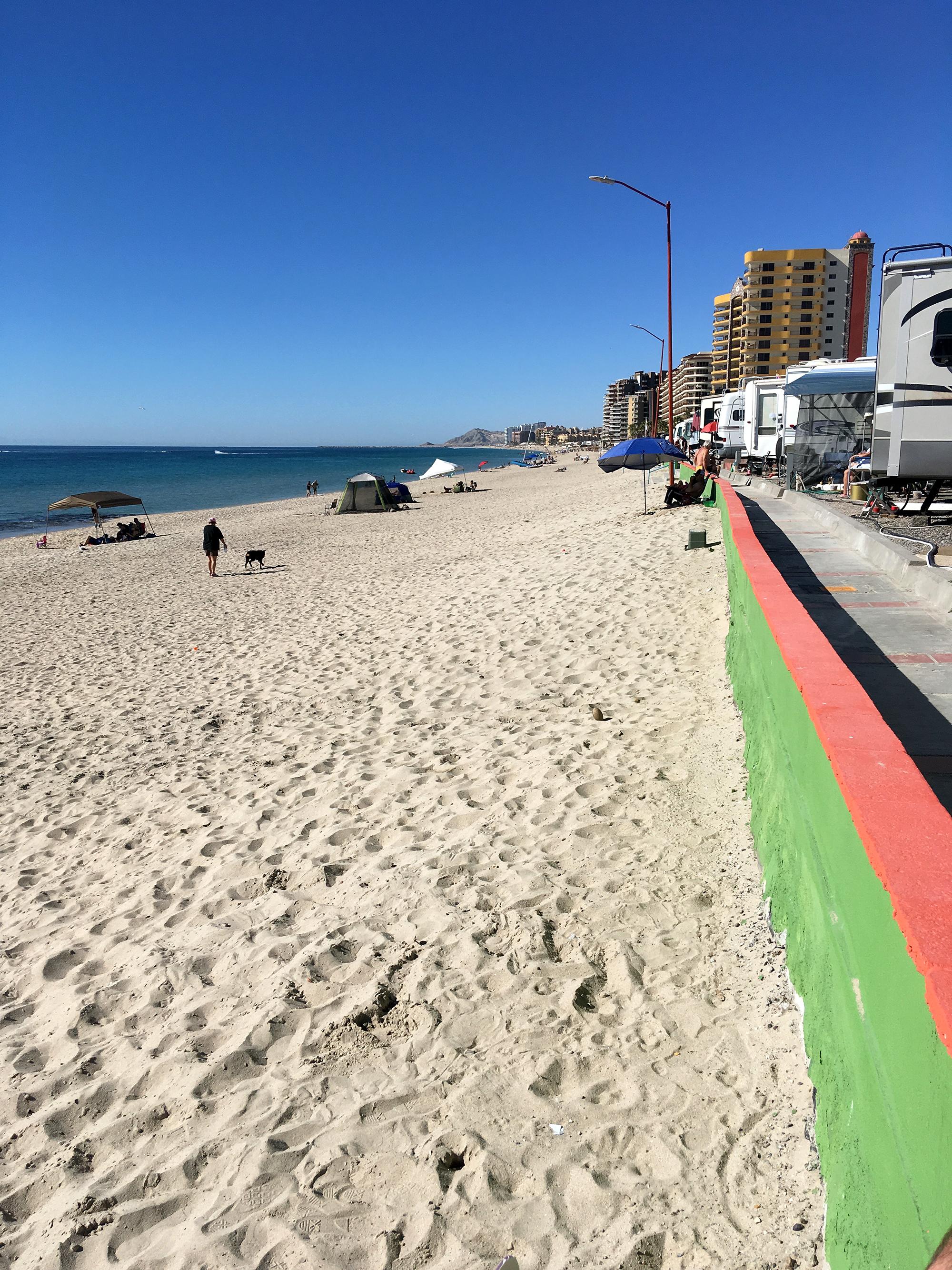 Generic Van Life - Puerto Penasco Playa Bonita