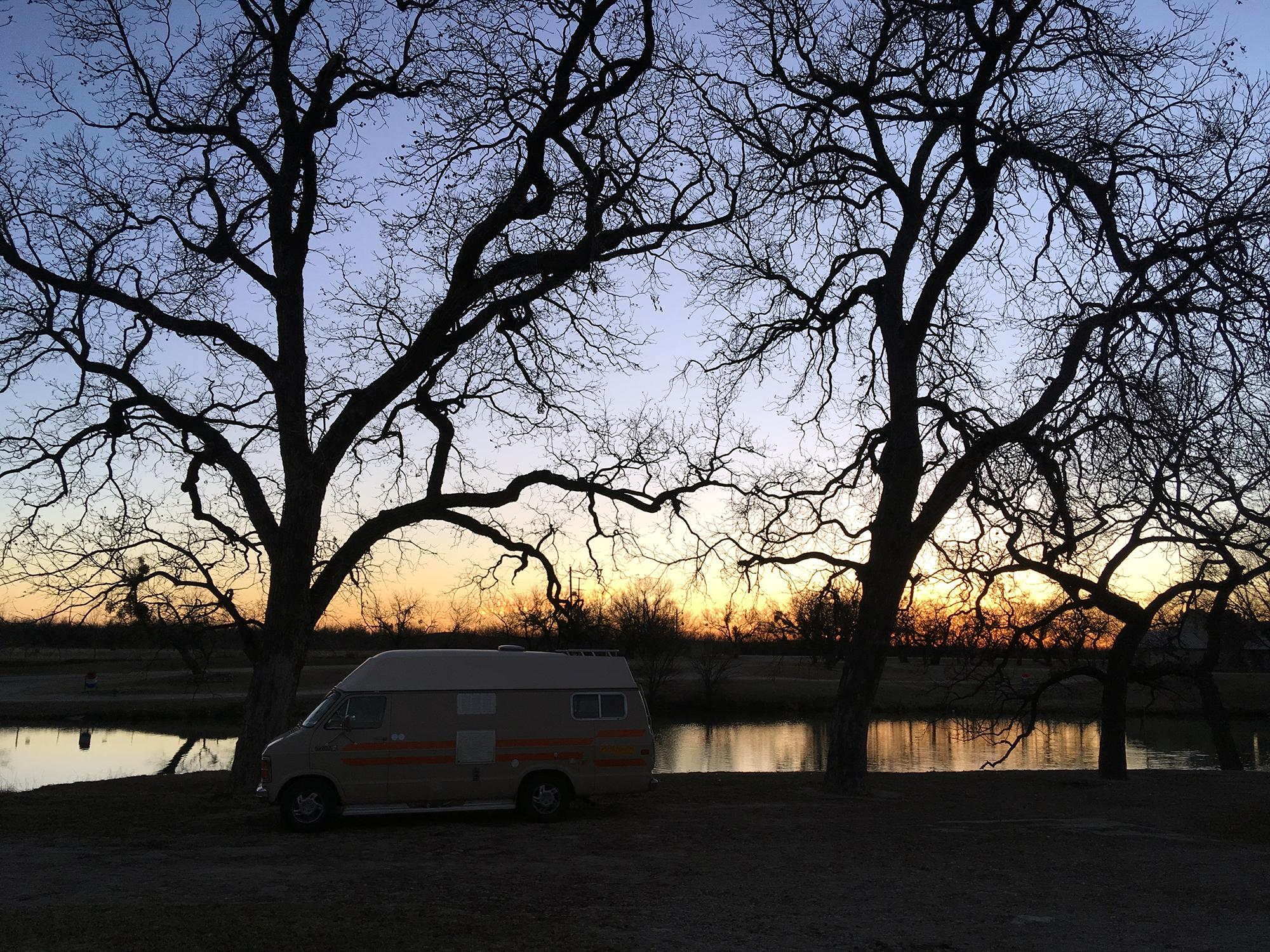 Generic Van Life - Austin Foster Park
