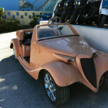 Generic Van Life - Key West Car