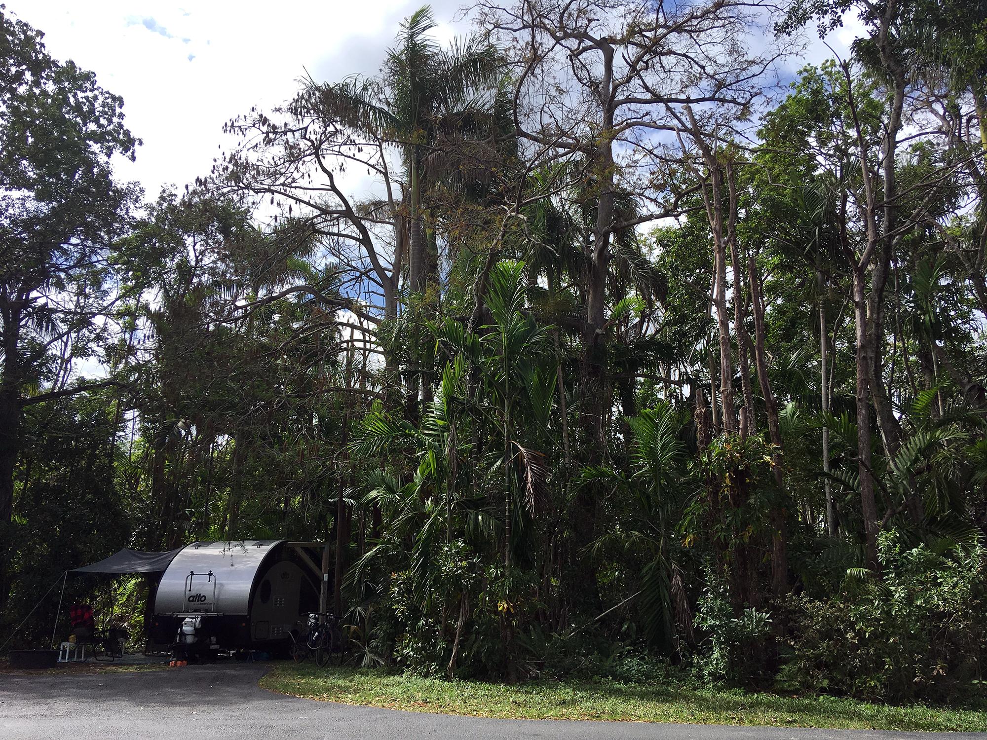 Generic Van Life - Key West Easterlin Park
