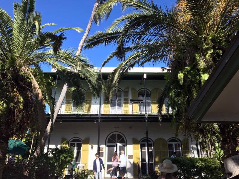 Generic Van Life - Key West Hemingway House