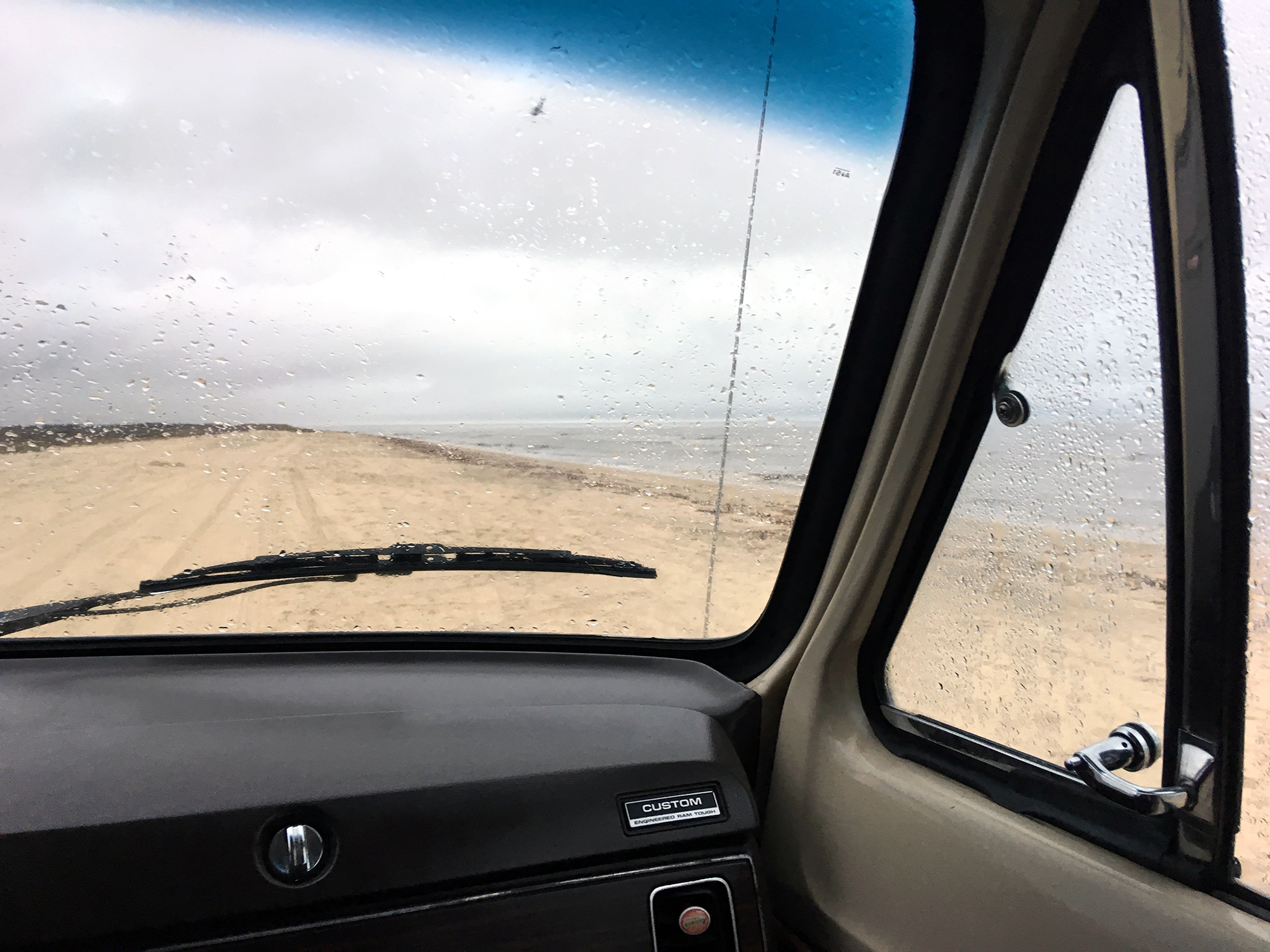 Generic Van Life - Louisiana Rutherford Beach