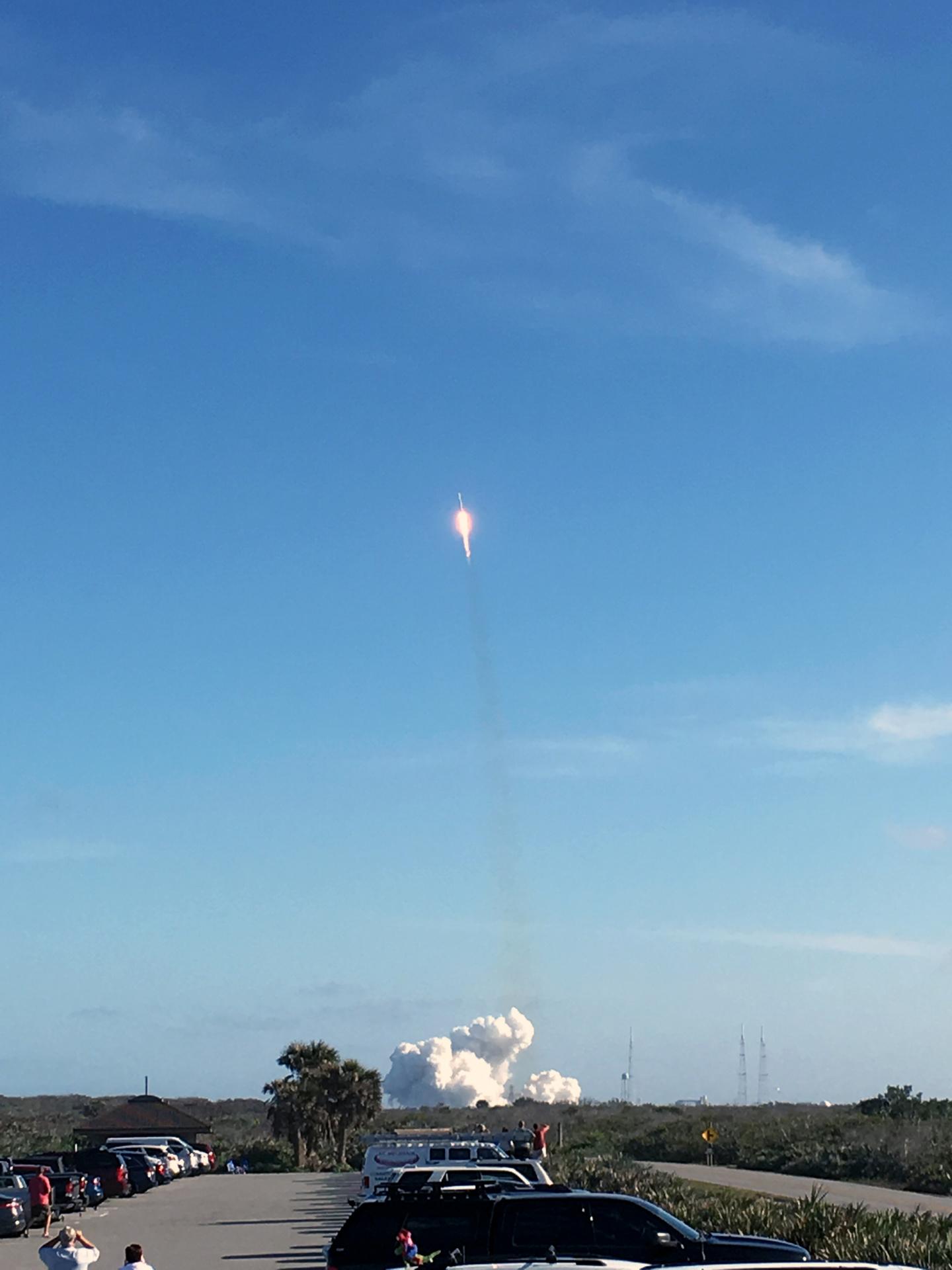 Generic Van Life - Navarre Falcon Heavy Launch