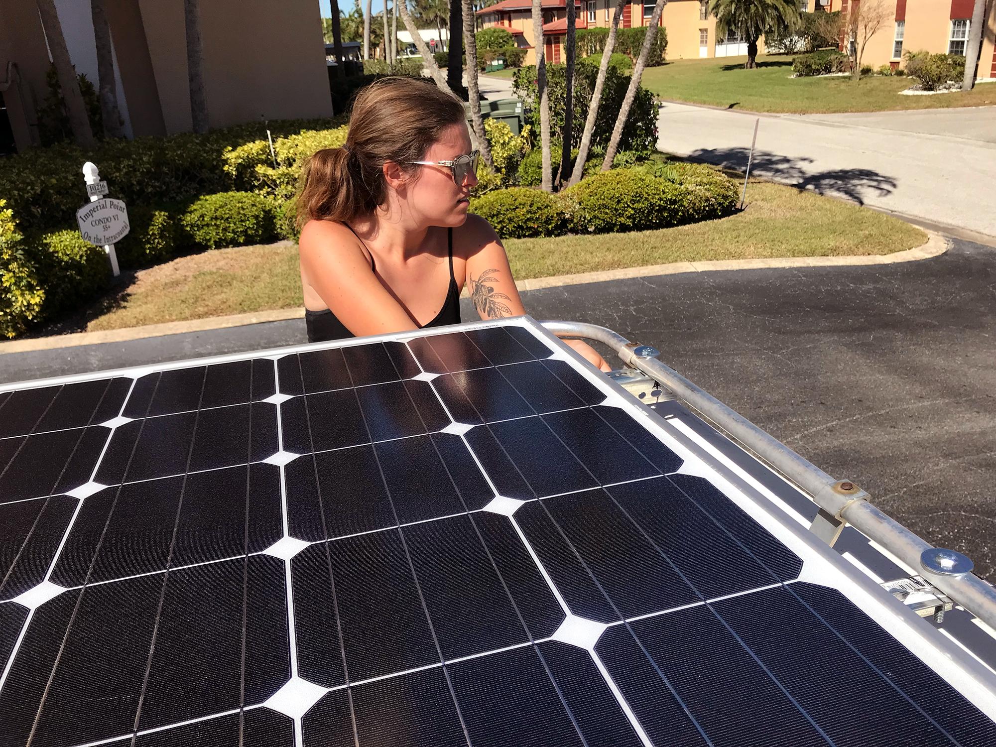 Generic Van Life - Florida Solar