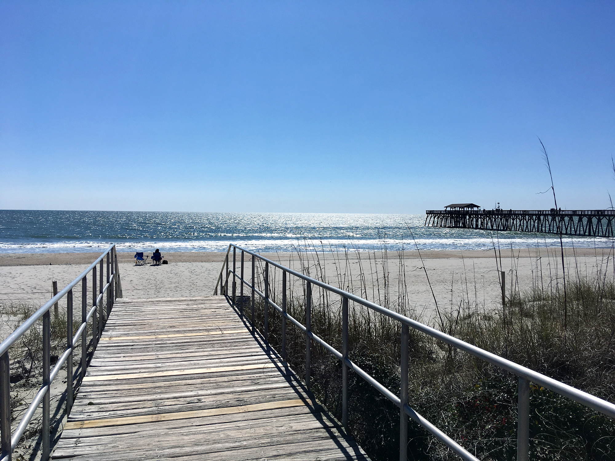 Generic Van Life - Georgia Myrtle Beach