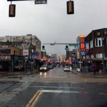 Generic Van Life - Tennessee Beale Street