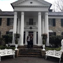 Generic Van Life - Tennessee Elvis House