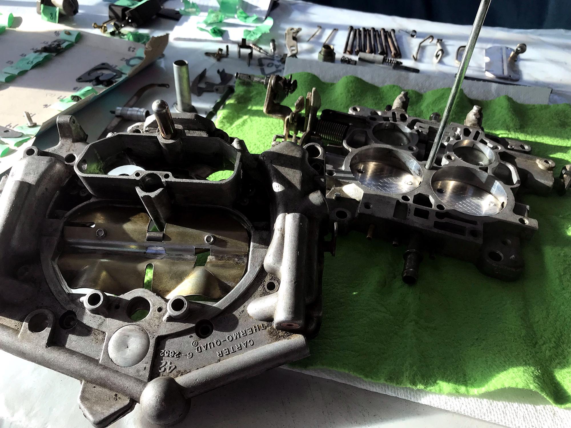Generic Van Life - Albuquerque Clean Carburetor