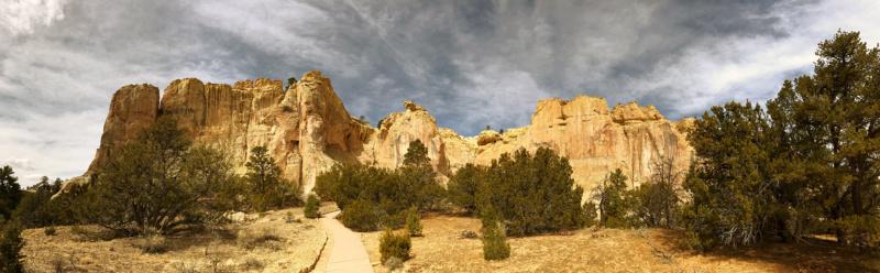 Generic Van Life - Albuquerque El Morro