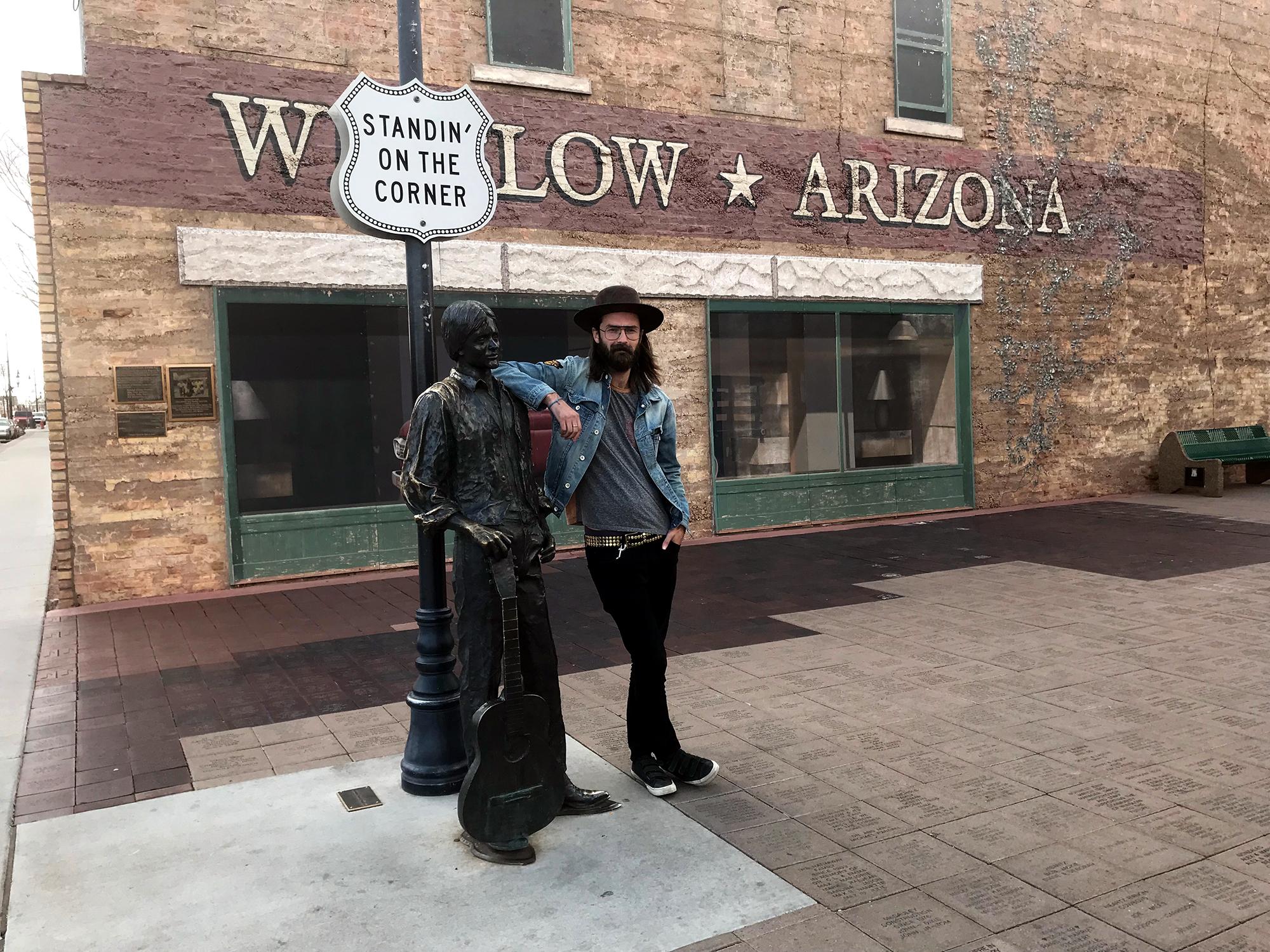 Generic Van Life - Albuquerque Winslow