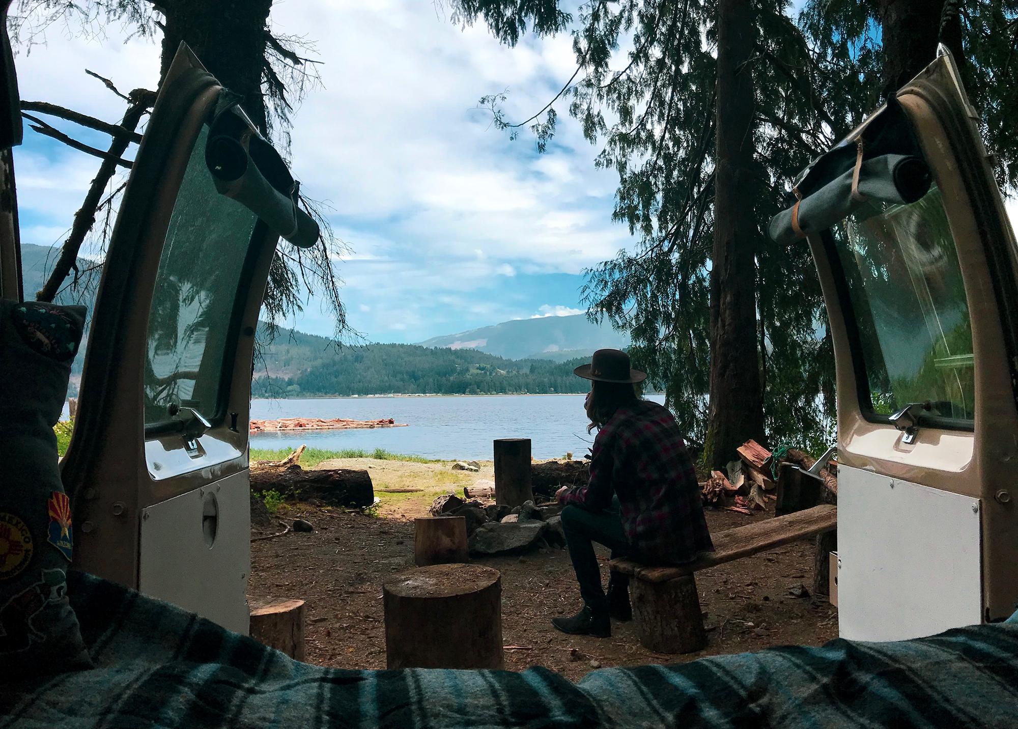 Generic Van Life - Vancouver Island Arden Creek