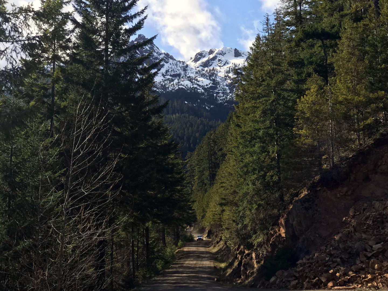 Generic Van Life - Washington Mt Washington