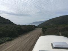 Los Burros Road