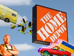 Home Depot Homestead