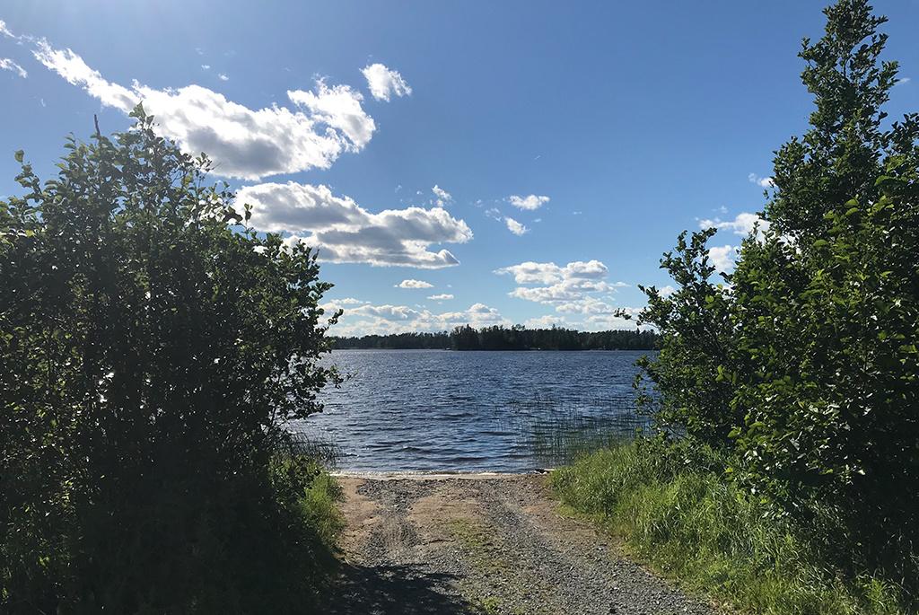 Generic-Van-Life-Camping-Spot-Royal-Lake-Ontario-Lake-View-1024×685