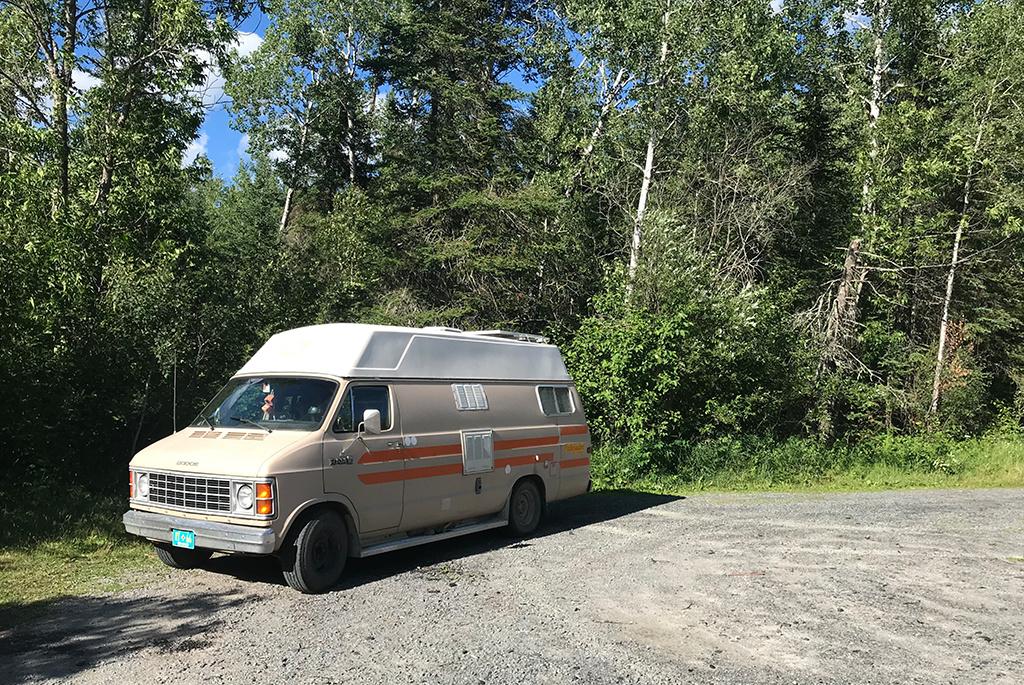 Generic-Van-Life-Camping-Spot-Royal-Lake-Ontario-Spot-1024×685