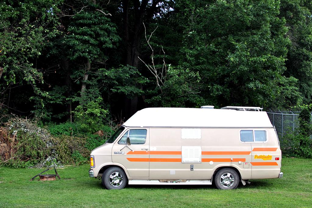Generic Van Life - Great Lakes Harry Hughes Ohio