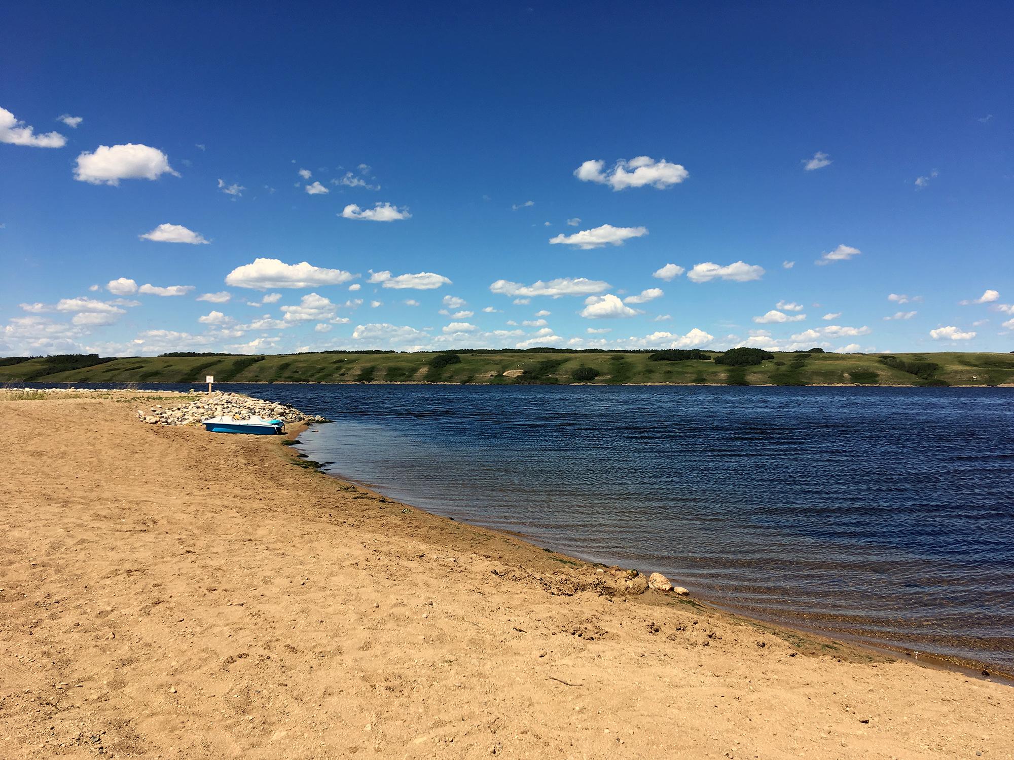 Generic Van Life - Saskatchewan Manitou Beach