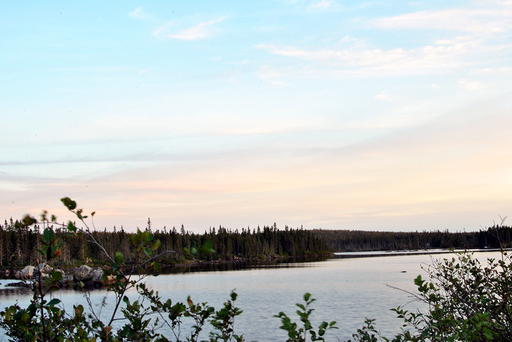 Generic-Van-Life-Alexander-Bay-Newfoundland-Water