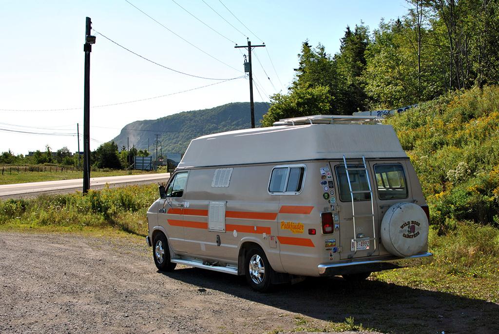 Generic-Van-Life-Cape-Breton-Cosway-Nova-Scotia-Van