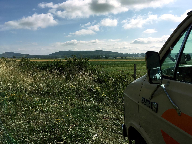 Generic Van Life - Quebec Kamouraska Countryside