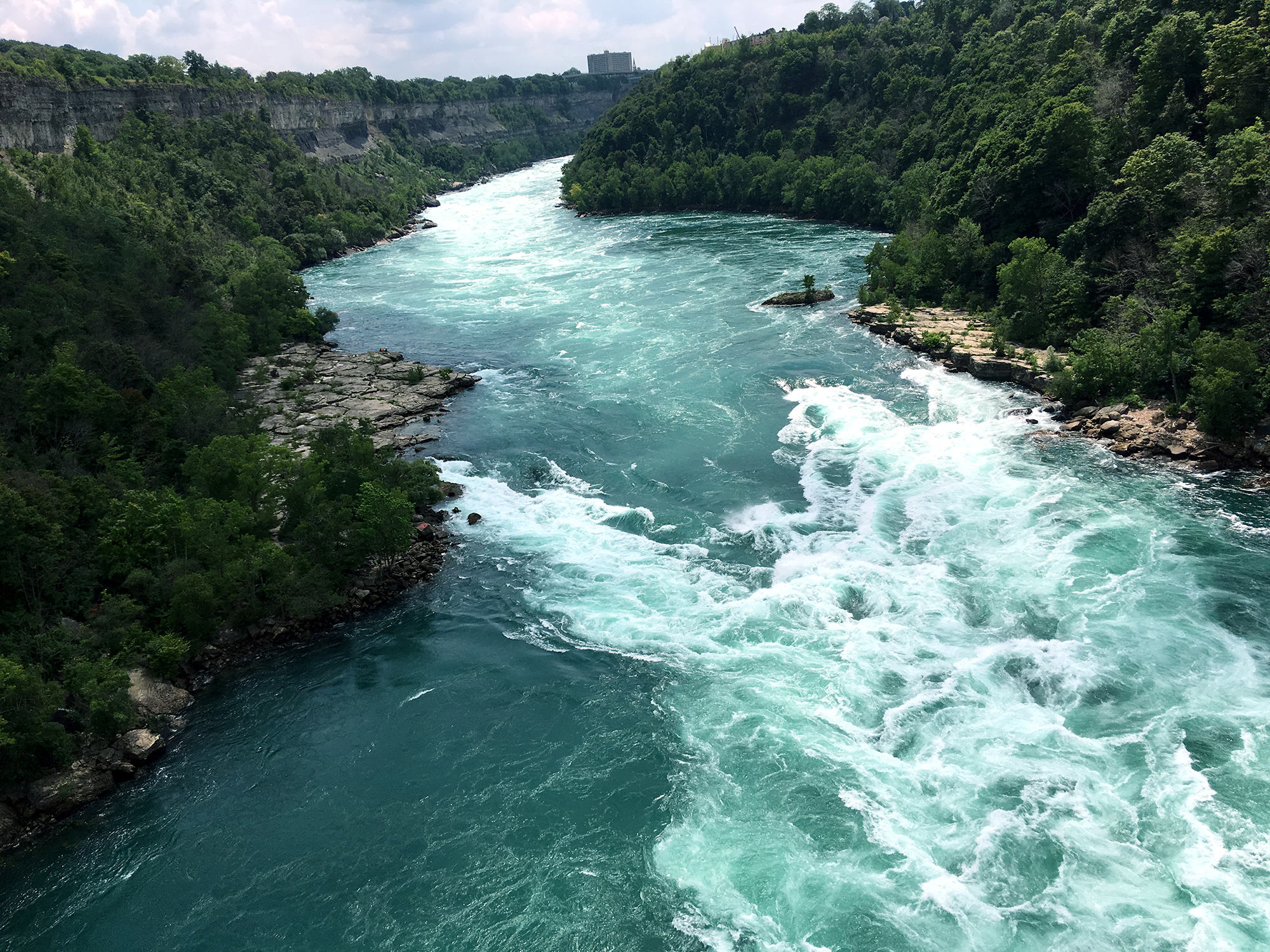 Generic Van Life - Southern Ontario Niagara Gorge