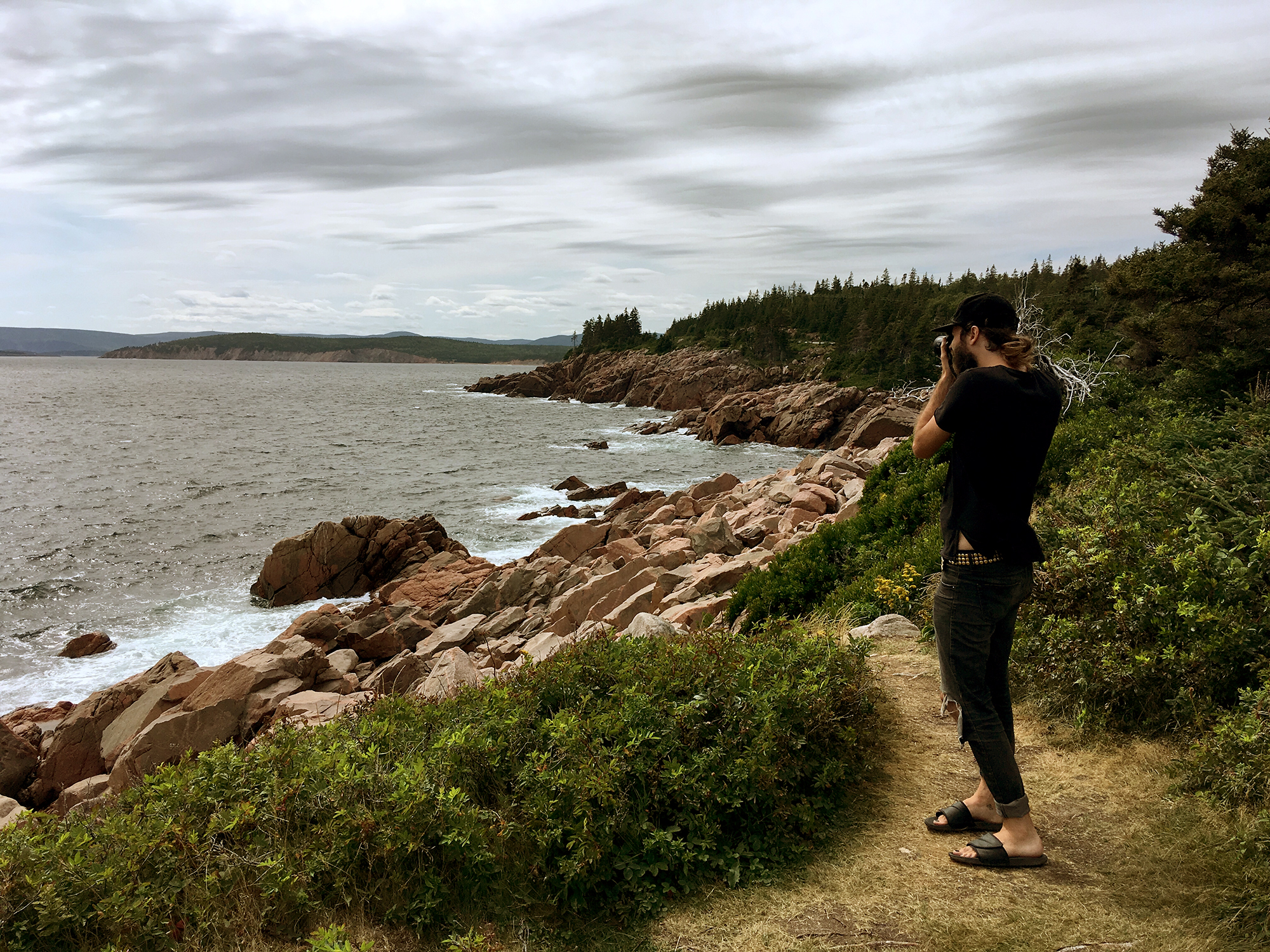 Generic Van Life - Cape Breton Ingonish
