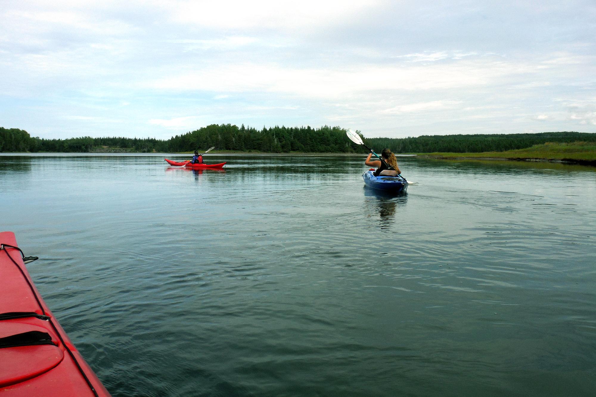 Generic Van Life - Cape Breton Kayaking