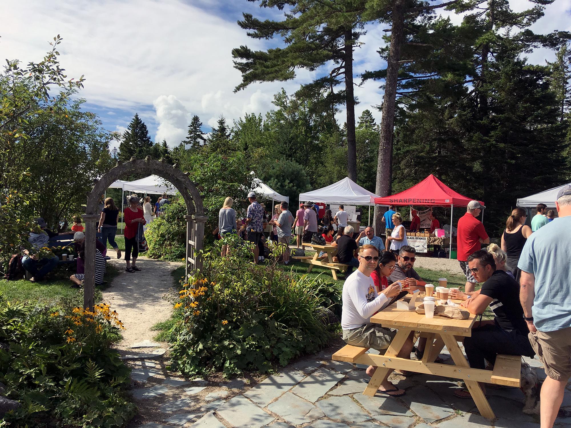 Generic Van Life - Mainland Nova Scotia Hubbards Farmers Market
