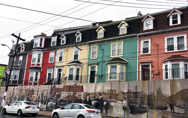 Generic Van Life Newfoundland St. John's