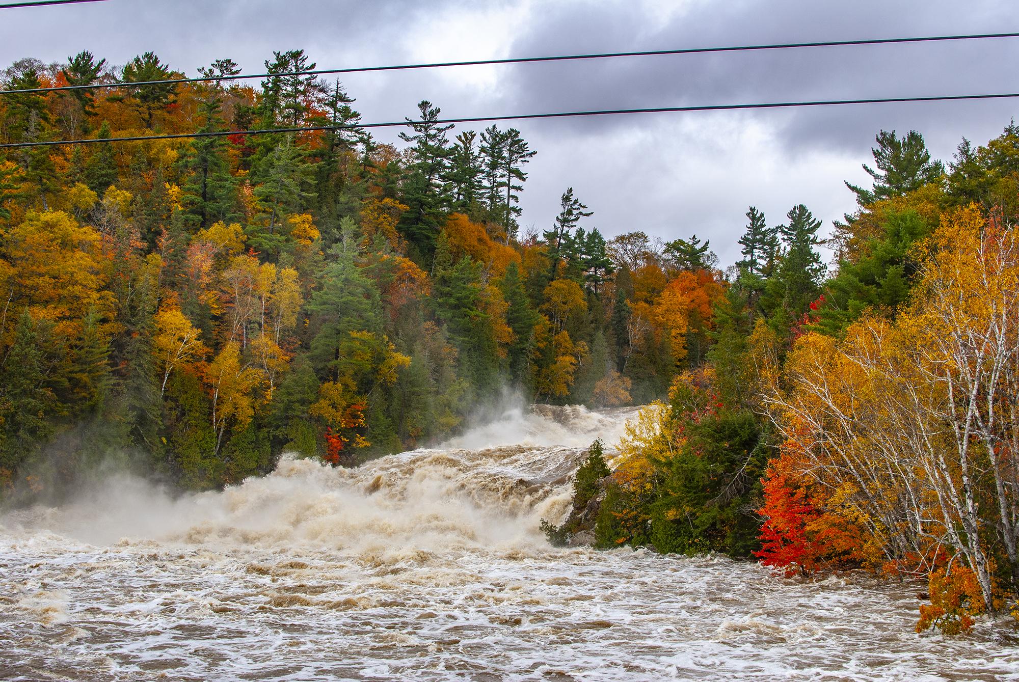 Generic Van Life - Northern Ontario Chippewa Falls
