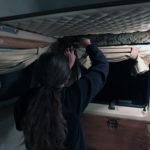 Generic Van Life - Taking Out Carpet