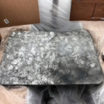 Generic Van Life - Ugly Stone Table