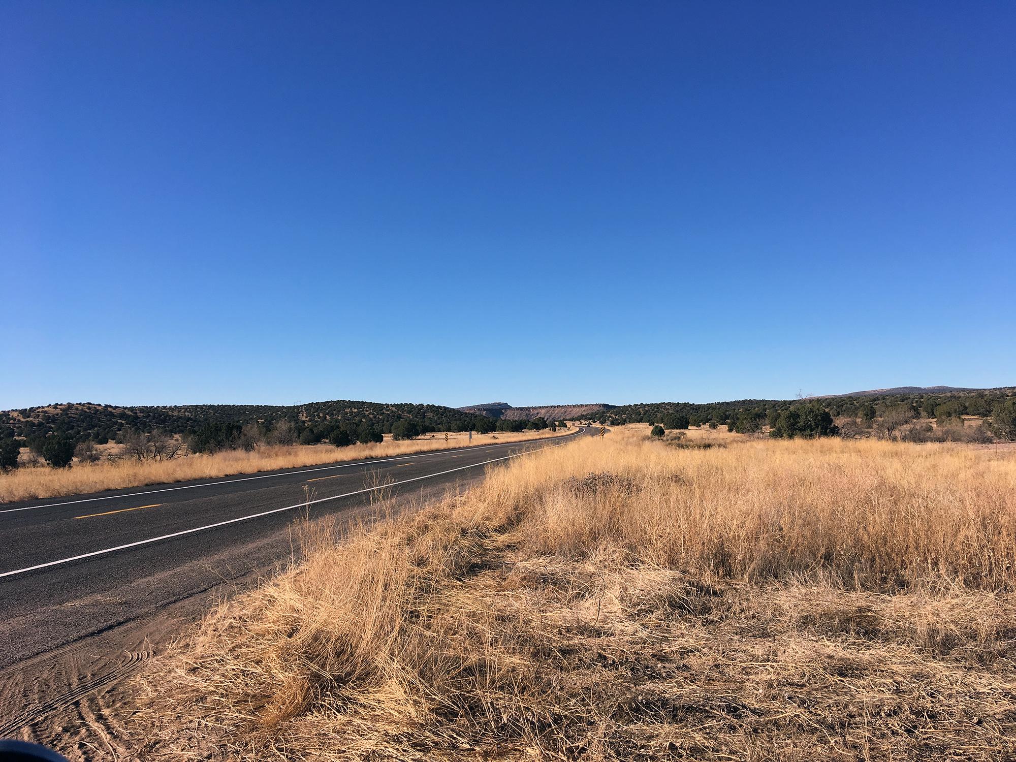Generic Van Life - Kingman Route 66