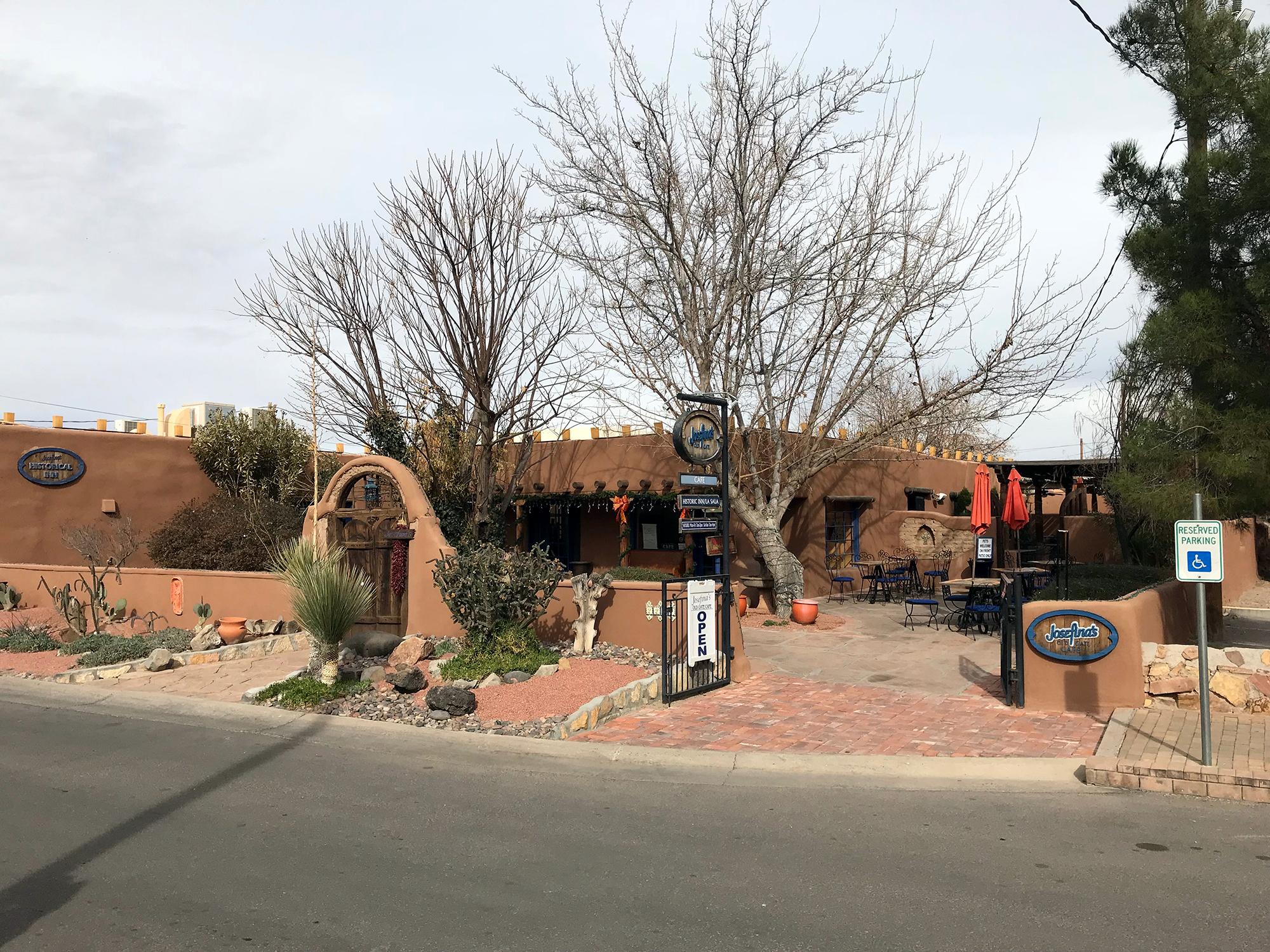 Generic Van Life - New Mexico Mesilla