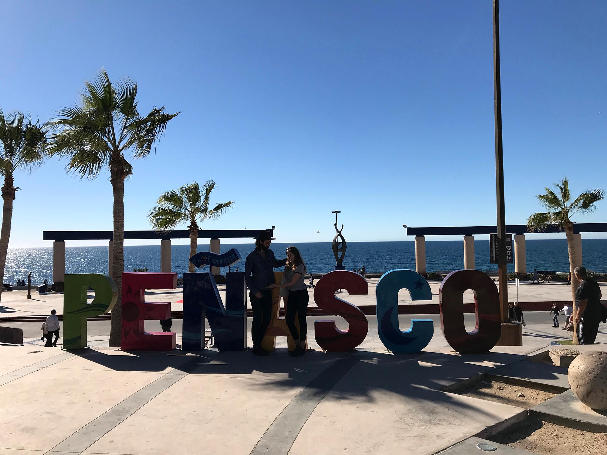 Generic Van Life - Puerto Penasco Sign