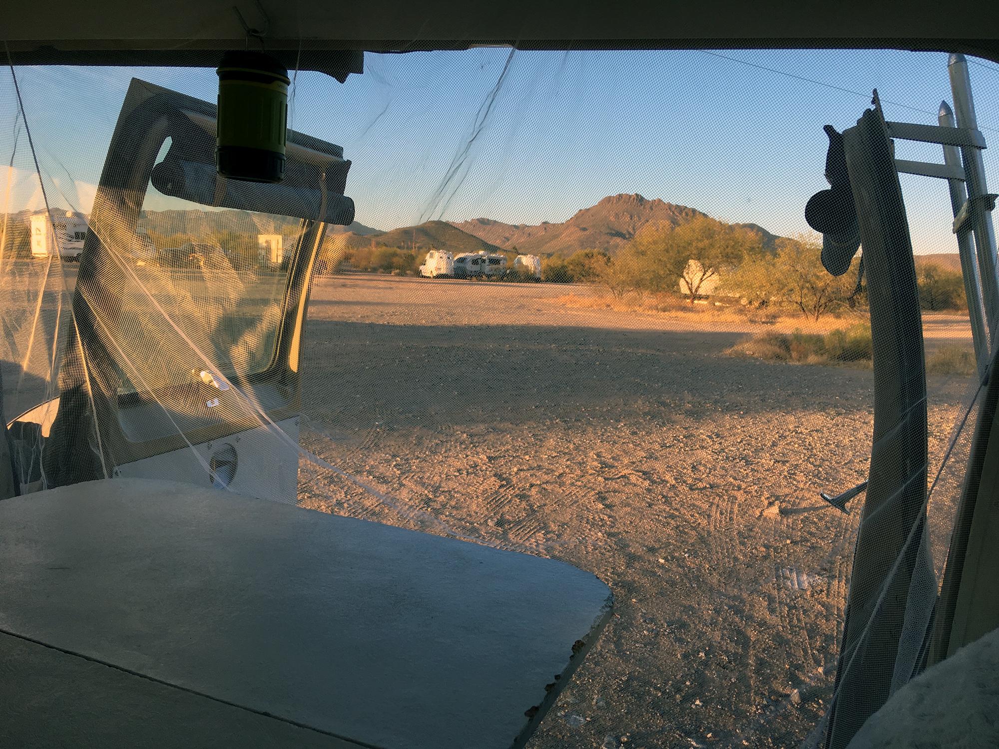 Generic Van Life - Tucson Snyder Hill