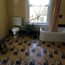 Generic Van Life - Key West Hemingway Bathroom