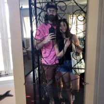 Generic Van Life - Key West Hemingway Studio Mirror