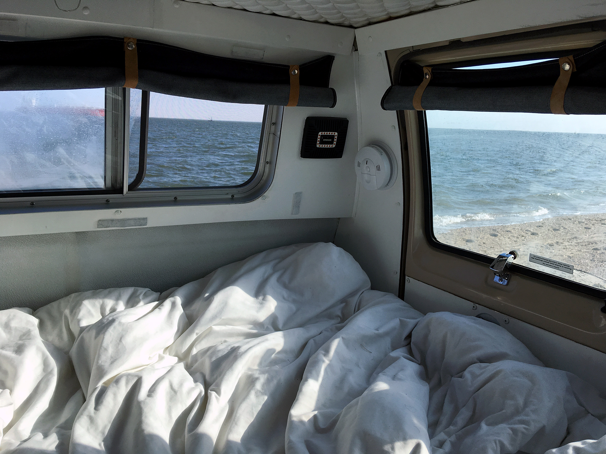 Generic Van Life - Third Coast Magnolia Beach