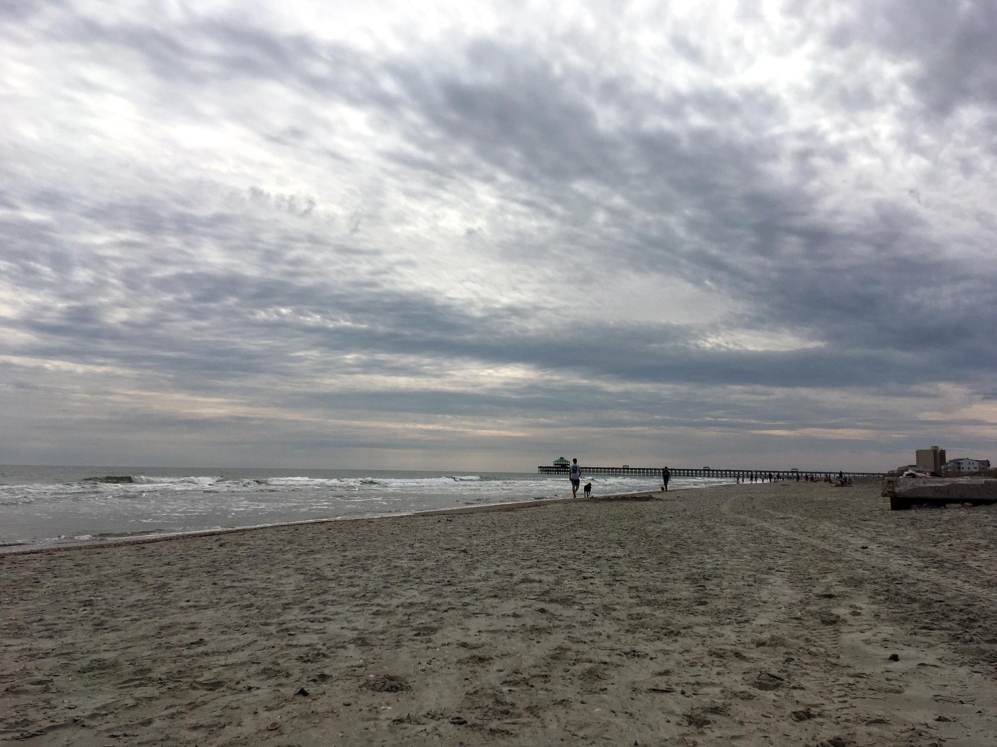 Generic Van Life - Georgia Folly Beach