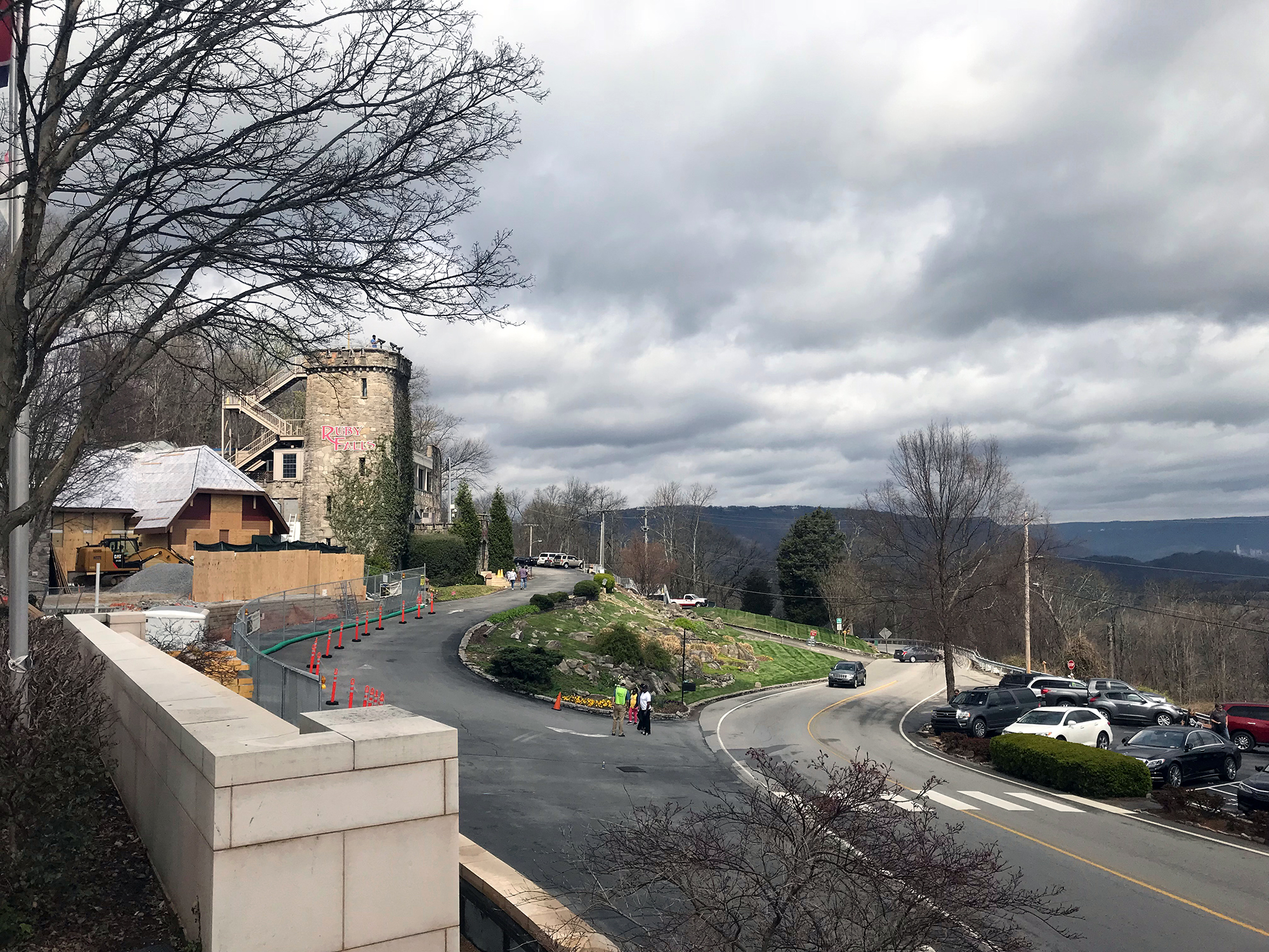 Generic Van Life - Tennessee Lookout Mountain