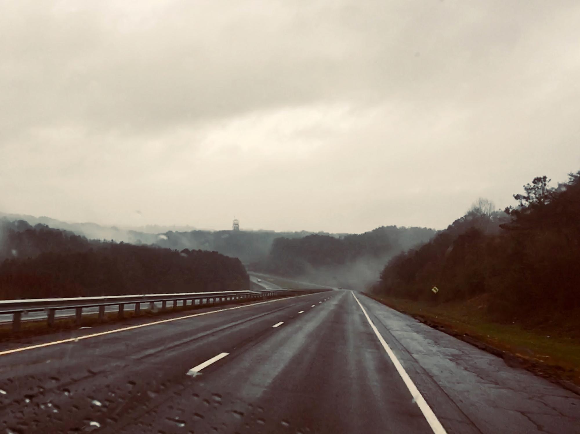 Generic Van Life - Tennessee Smoky Mountains